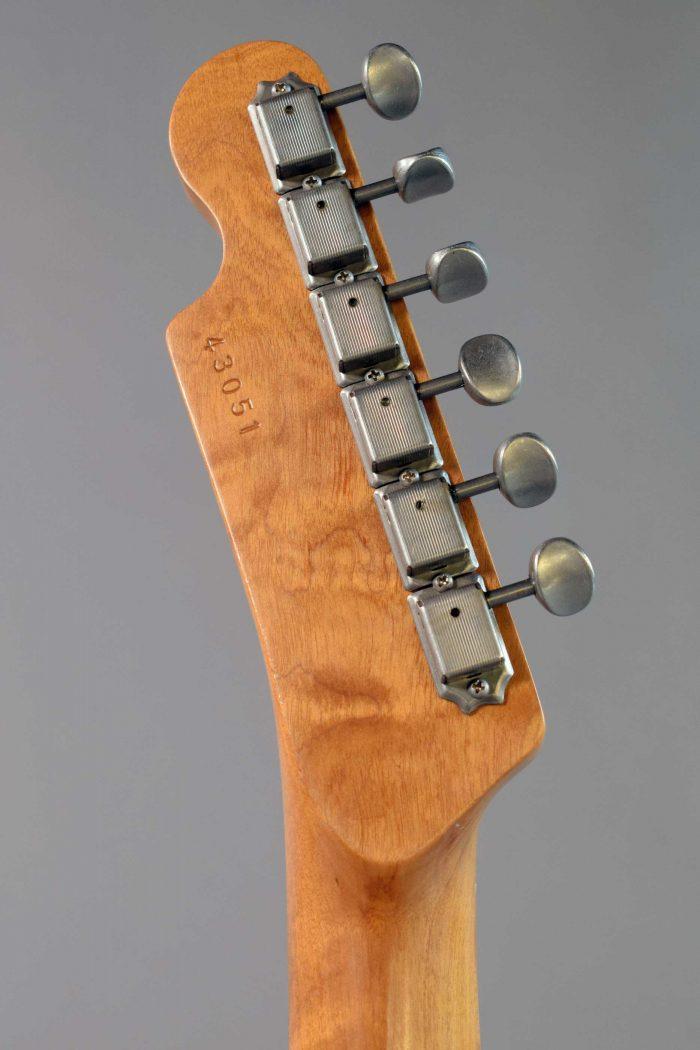 Vuorensaku guitar